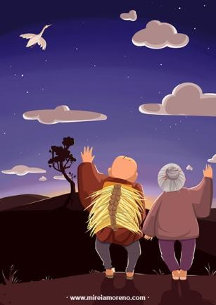 illustration ex8-obake-mireiamoreno